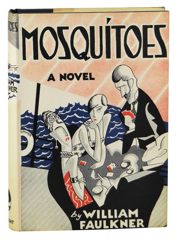 William Faulkner's 'Mosquitoes: A novel'
