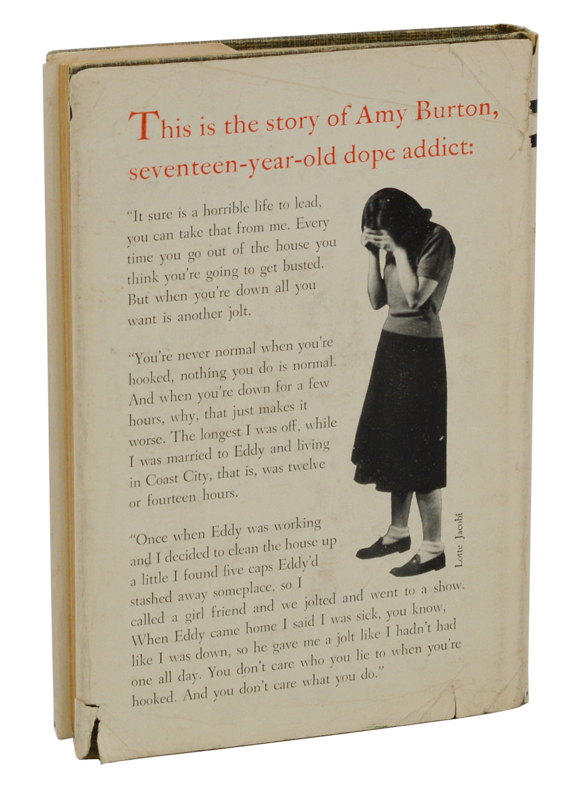 H is for Heroin: A Teen-age Narcotic Tells Her Story by David Hulburd on  Burnside Rare Books
