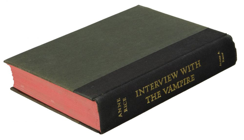 interview with a vampire essays Portrayal of vampires in literature print  and do not necessarily reflect the views of uk essays  interview with the vampire also suggests louis and.