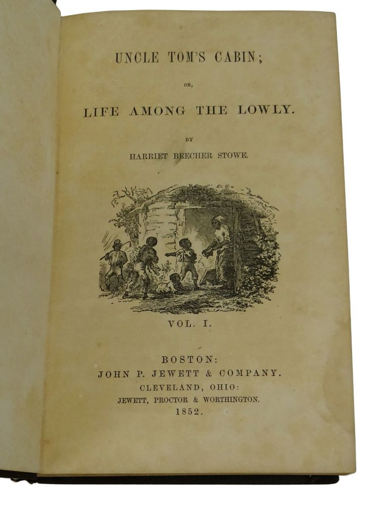 slavery in uncle toms cabin essay Read this american history essay and over 88,000 other research documents uncle toms cabin harriet beecher stowe expressed a need to awaken sympathy and feeling for the african race in the novel uncle tom&aposs.