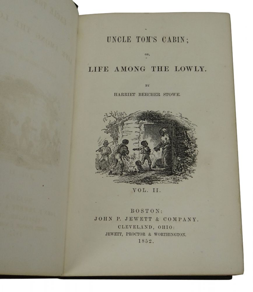 uncle tom s cabin harriet beecher stowe first edition uncle tom s cabin