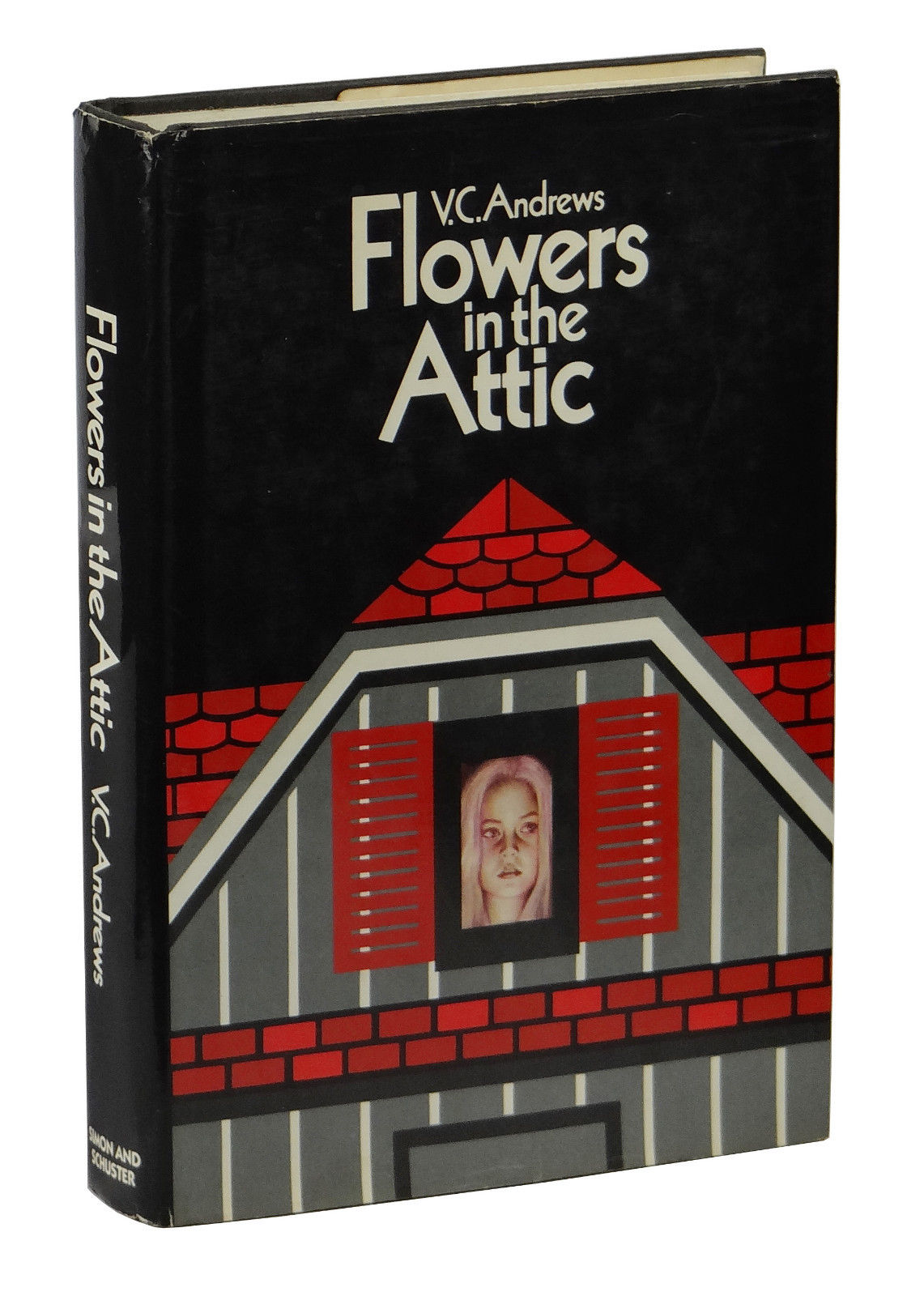 Flowers In The Attic V C Andrews First Edition