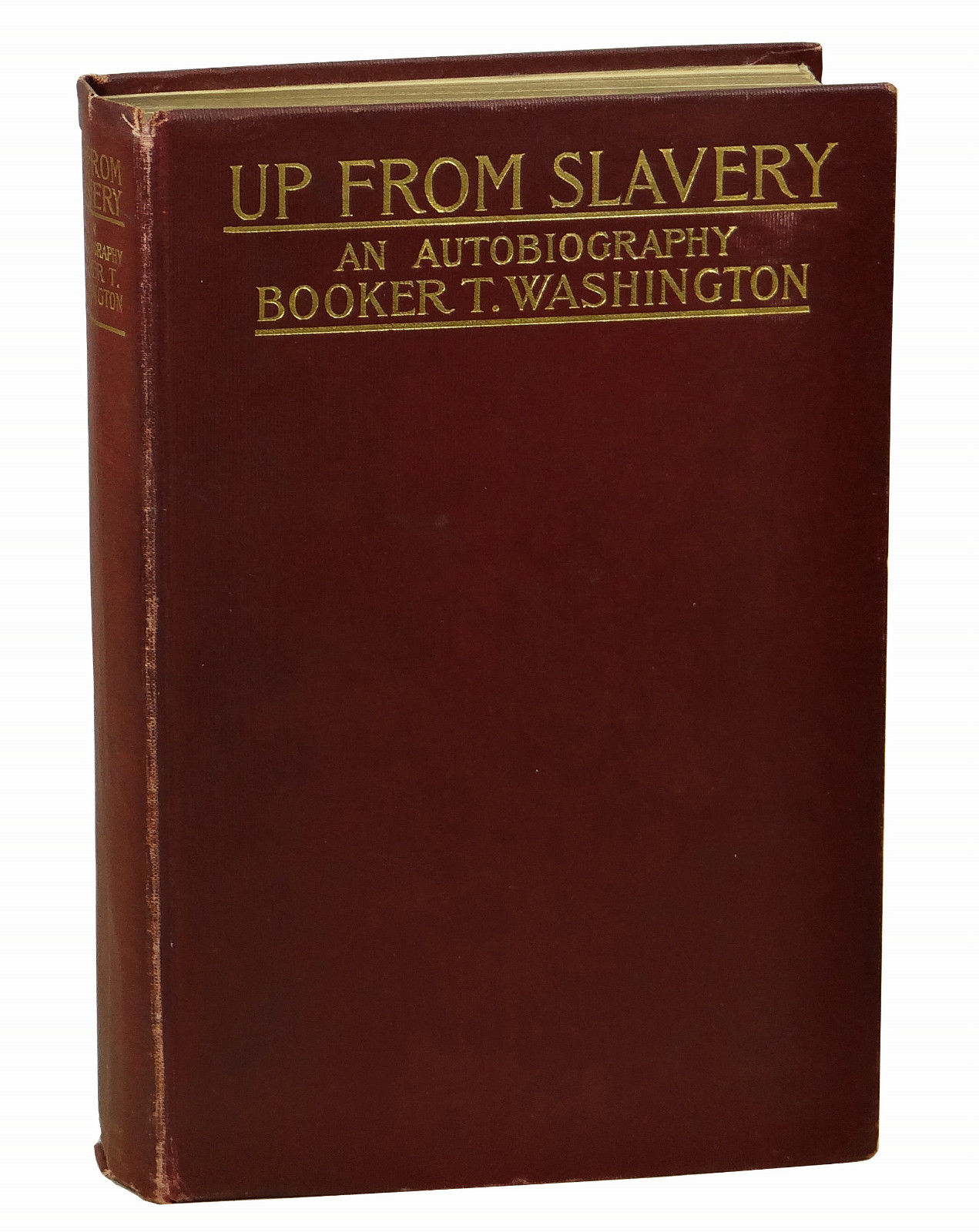 up from slavery an autobiography booker t washington first booker t washington up