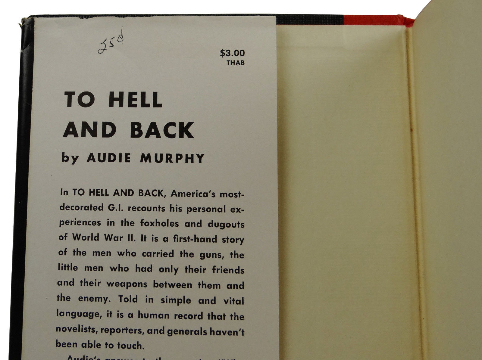 audie murphy short essay Find to hell and back by audie, murphy at biblio uncommonly good collectible and rare books from uncommonly good booksellers.