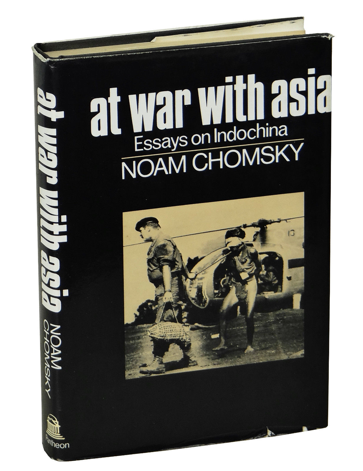 Earthquake Essays Noam Chomsky At  Creativity Essay Examples also Example Of An Essay With A Thesis Statement At War With Asia Essays On Indochina  Noam Chomsky  First Edition High School Admissions Essay