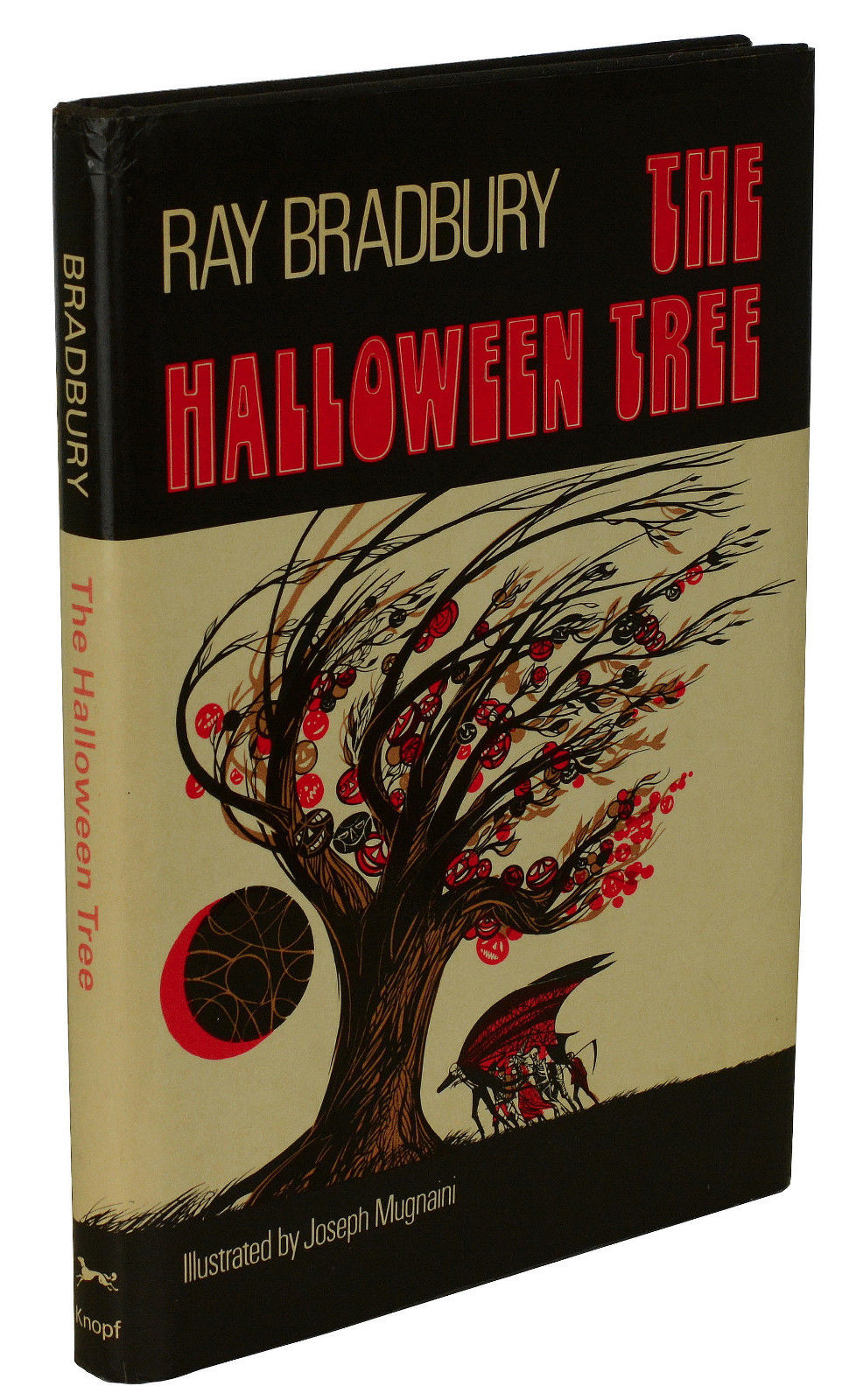 the halloween tree | ray bradbury | first edition