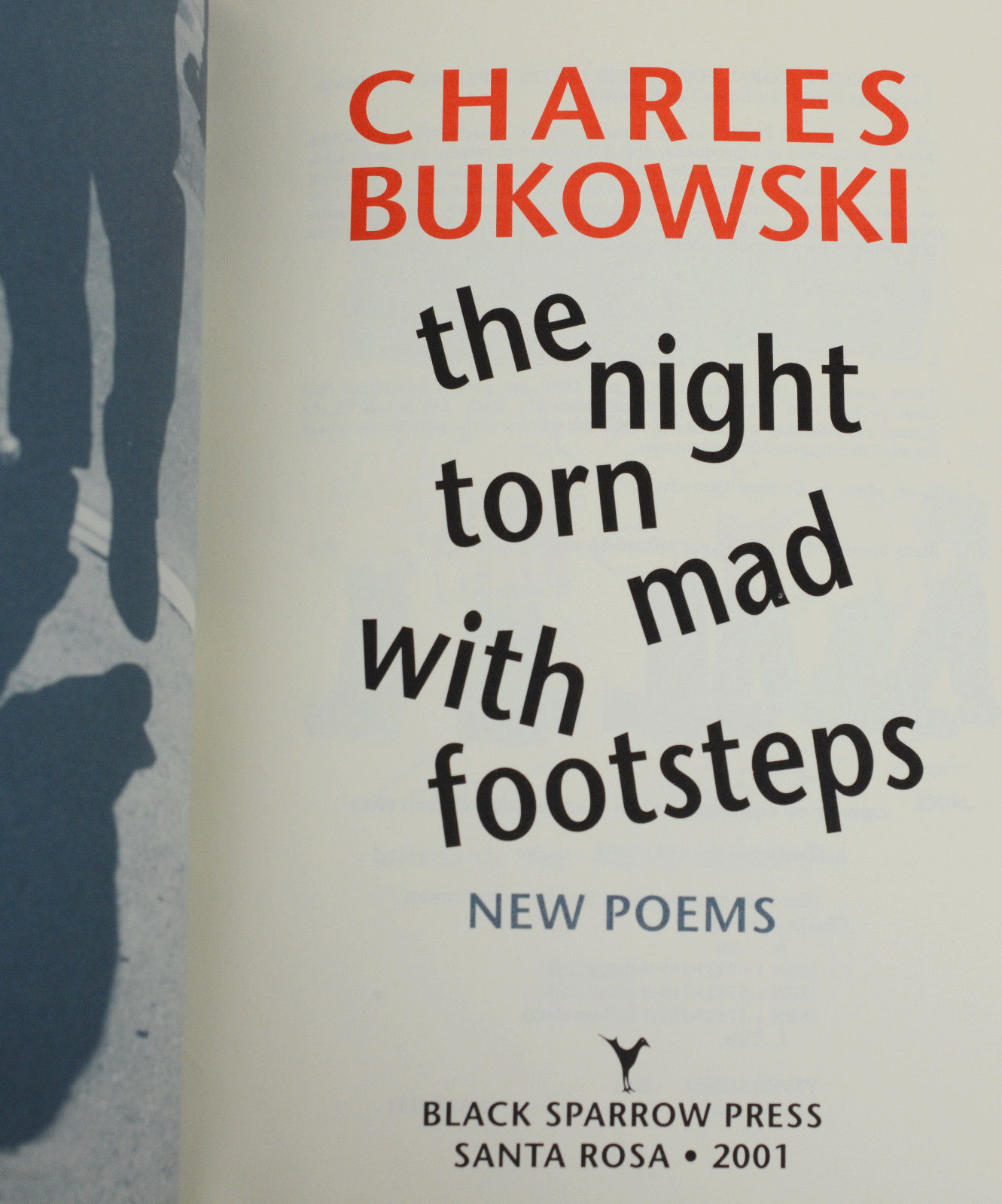 The Night Torn Mad With Footsteps