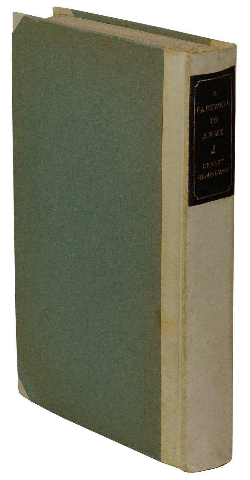 a farewell to arms ernest hemingway signed limited first edition a farewell to arms