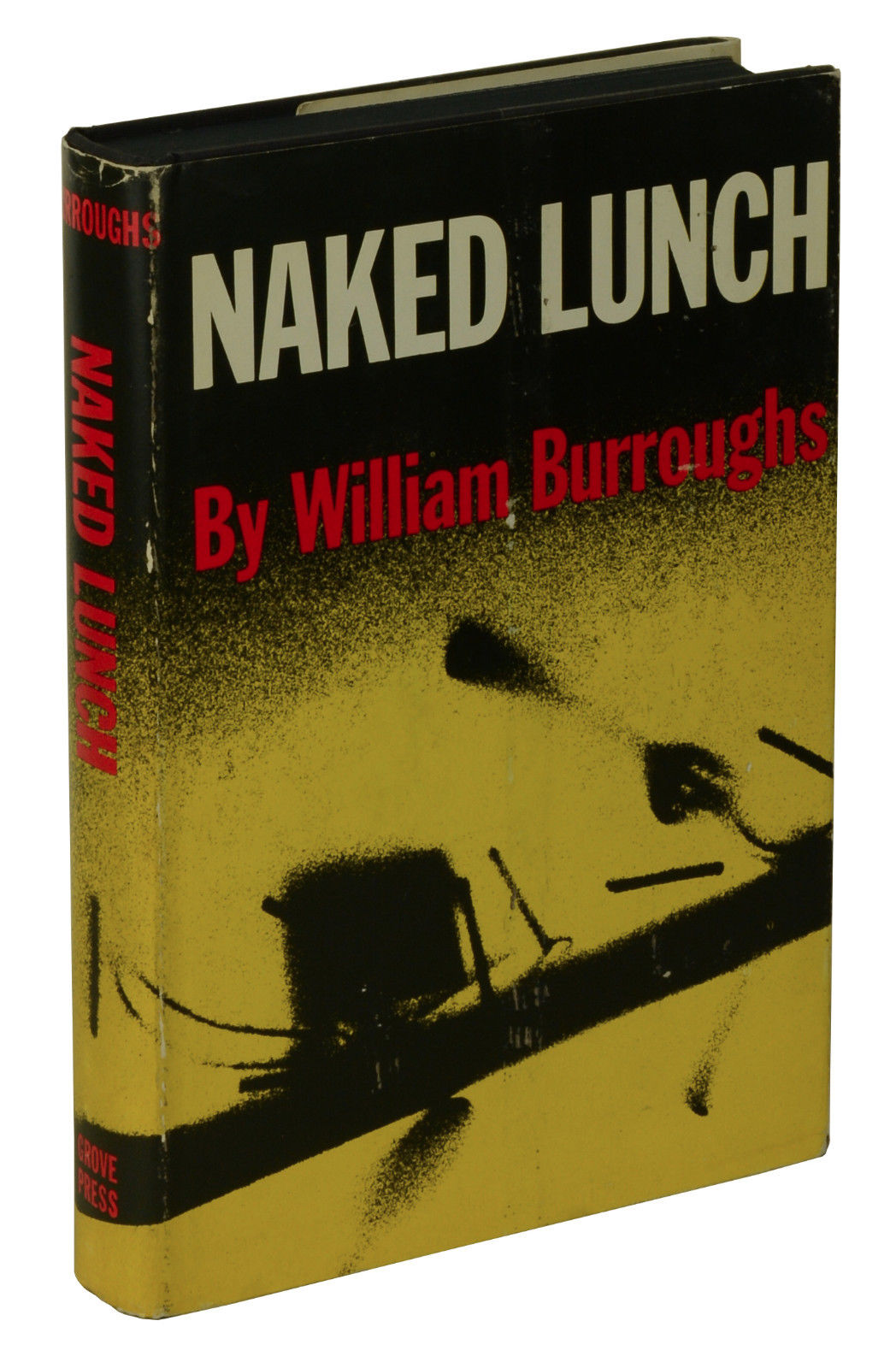 William S Burroughs / NAKED LUNCH 1st Edition 1959 | eBay