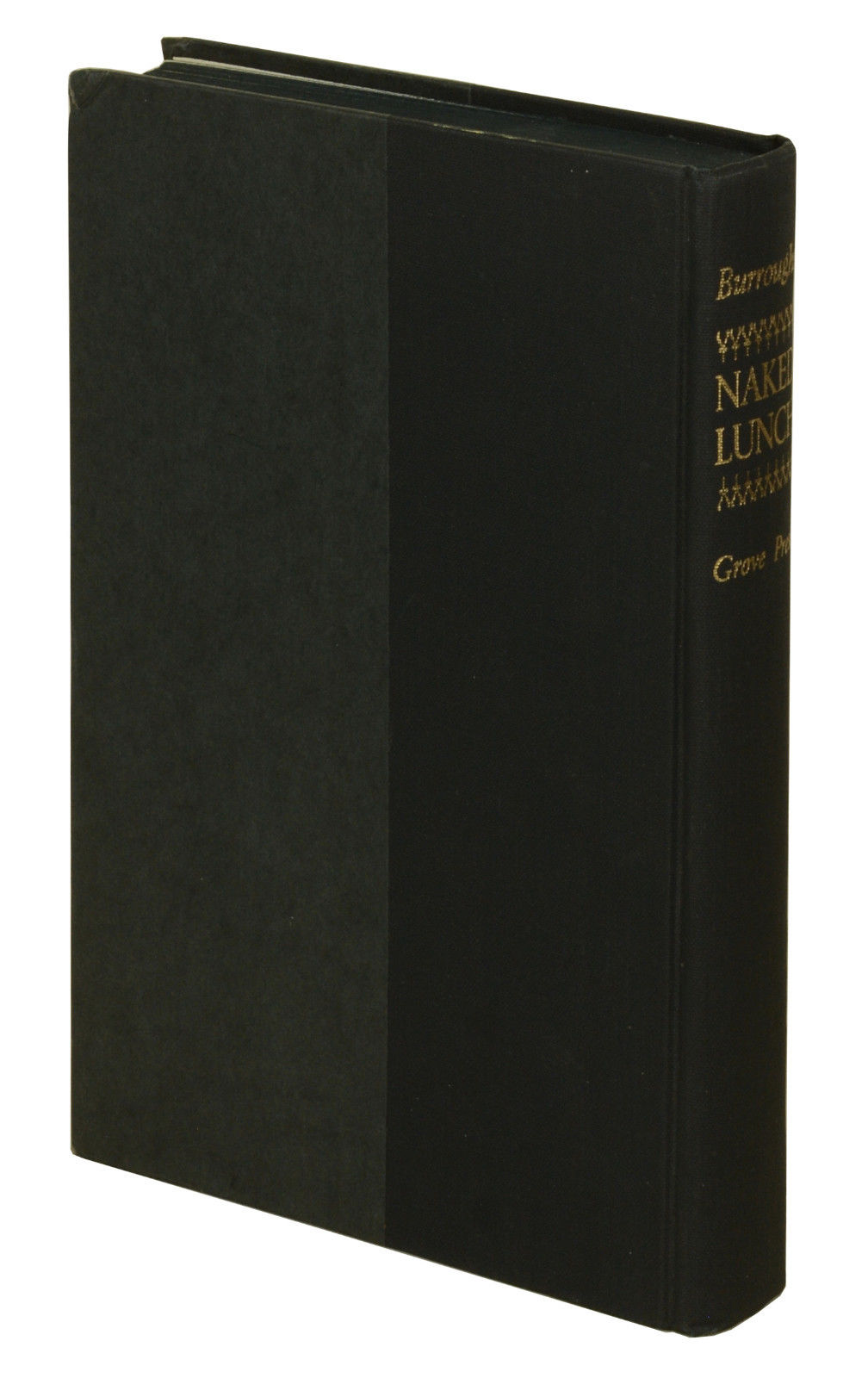 Naked Lunch   William S. Burroughs   First American Edition