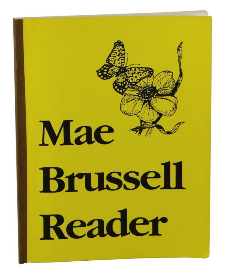 Mae Brussell Reader. Mae Brussell.