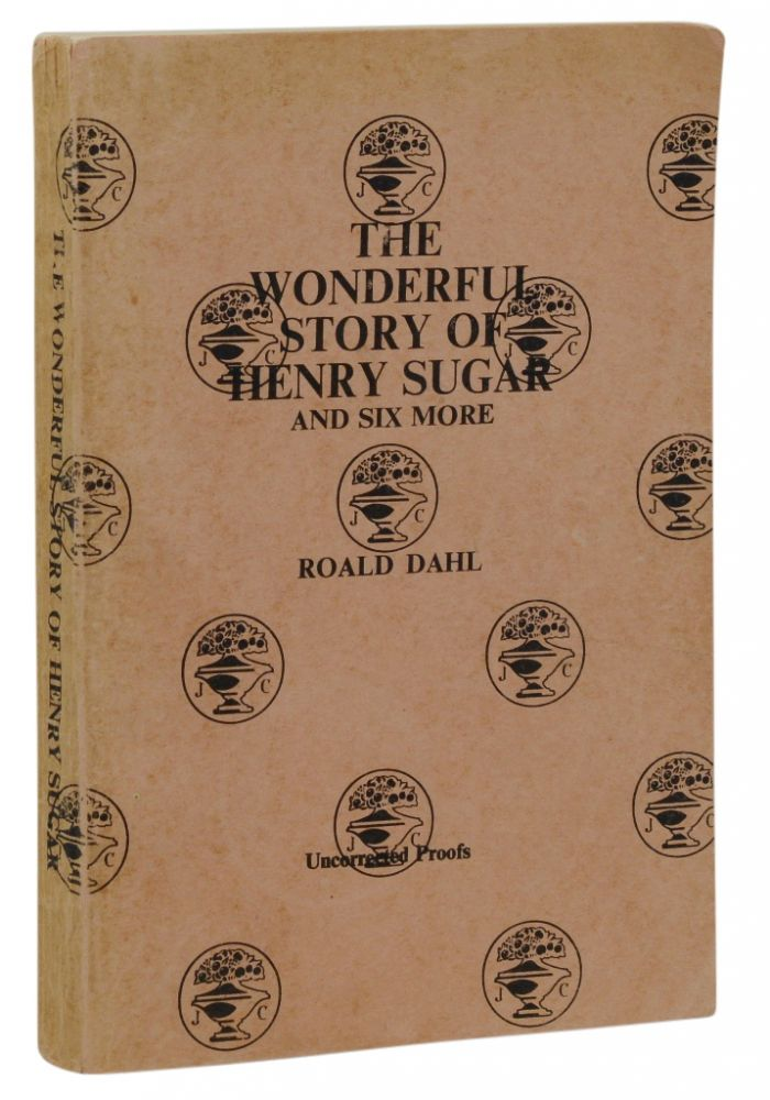 The Wonderful Story of Henry Sugar and Six More. Roald Dahl.