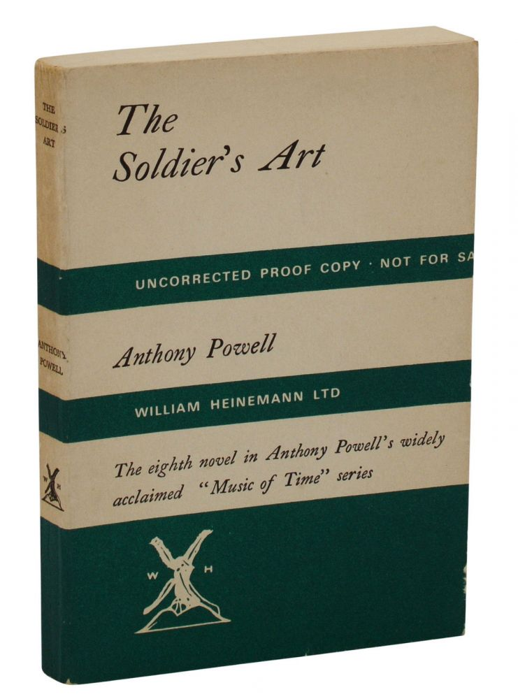 The Soldier's Art. Anthony Powell.