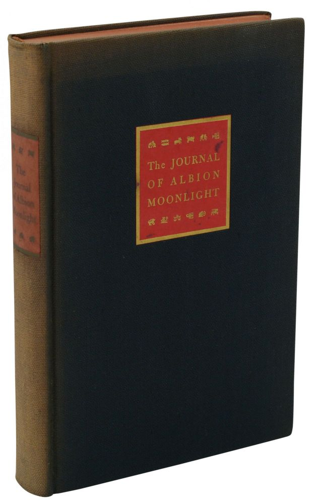 The Journal of Albion Moonlight. Kenneth Patchen.