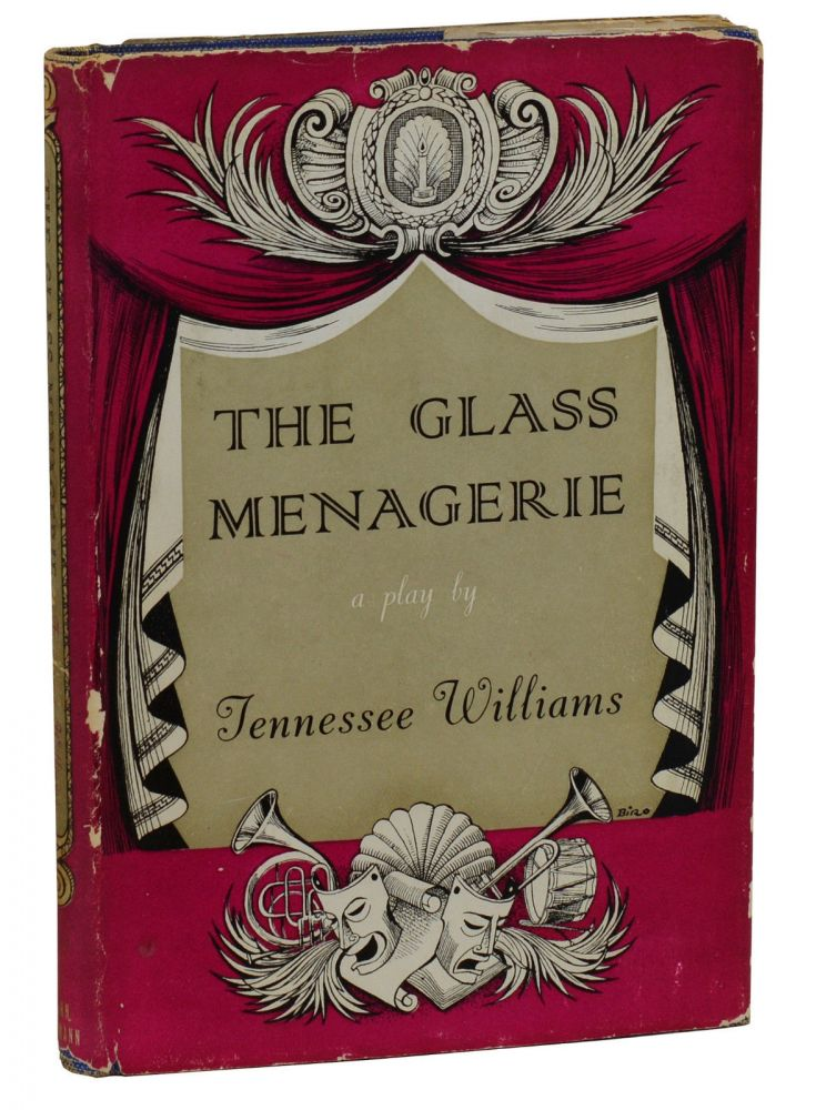 The Glass Menagerie: A Play in Two Acts. Tennessee Williams.