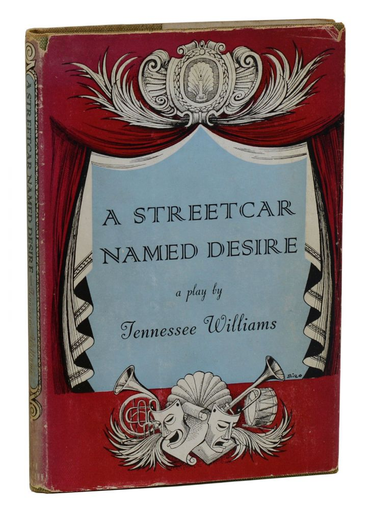 A Streetcar Named Desire: A Play. Tennessee Williams.