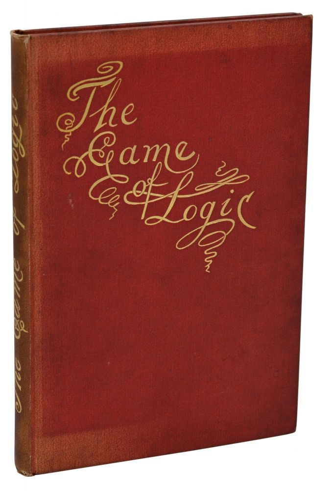The Game of Logic. Lewis Carroll.