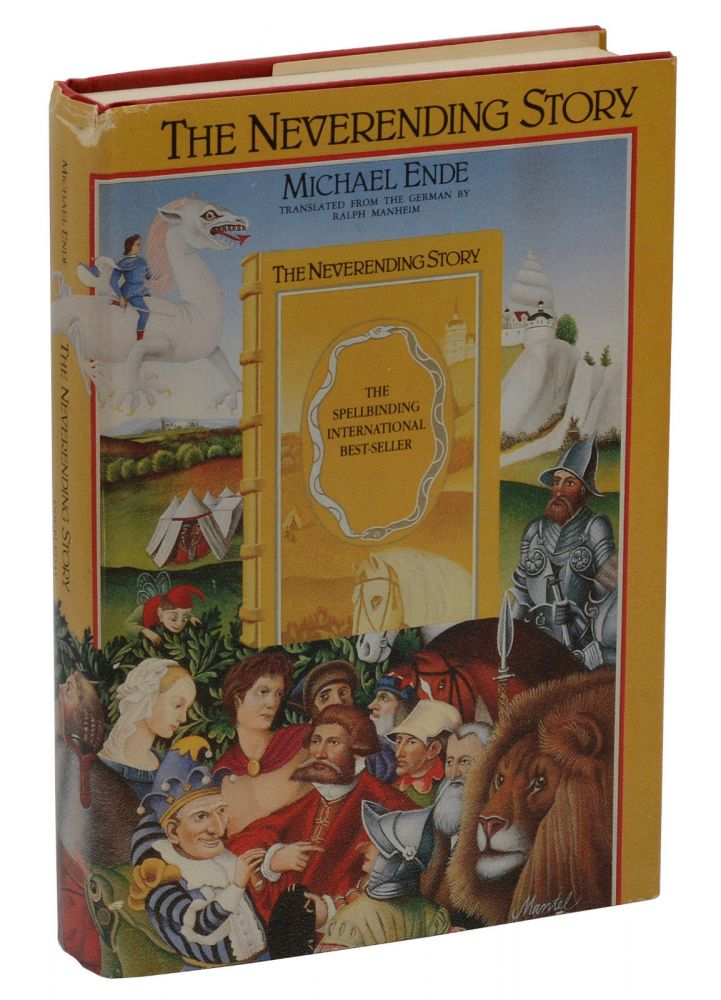 The Neverending Story. Michael Ende.