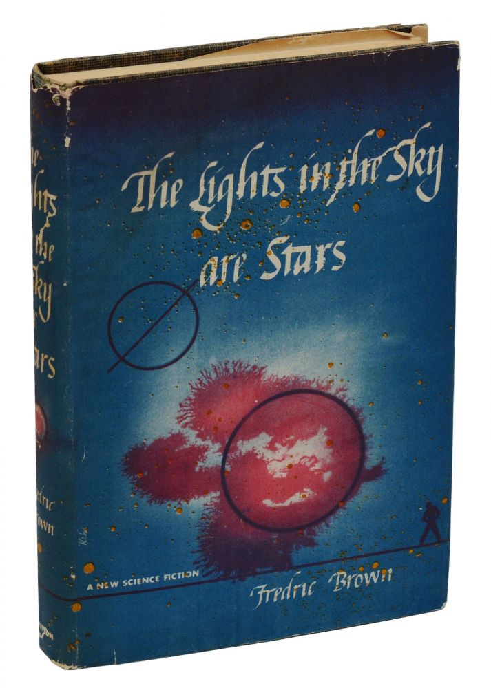 The Lights in the Sky are Stars. Frederic Brown.