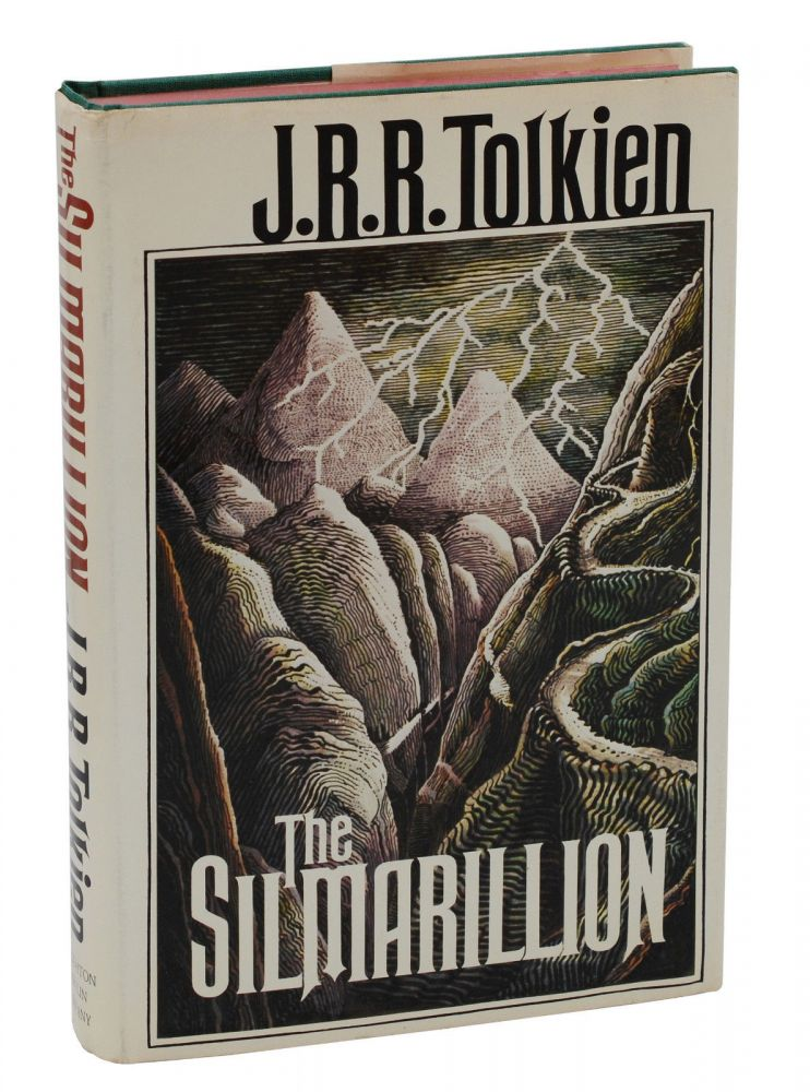 The Silmarillion. J. R. R. Tolkien, Christopher Tolkien.