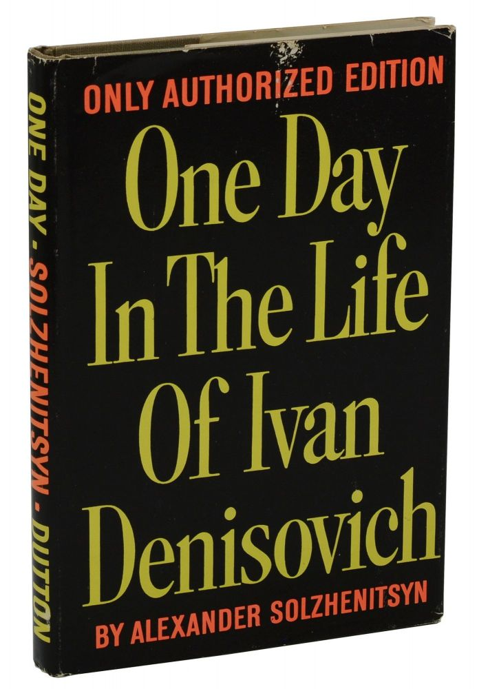 One Day in the Life of Ivan Denisovich. Alexander Solzhenitsyn, Ralph Parker, Marvin Kalb, Introduction.