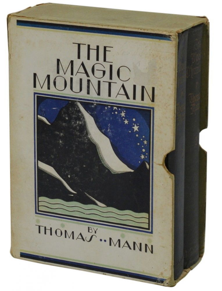The Magic Mountain. Thomas Mann.