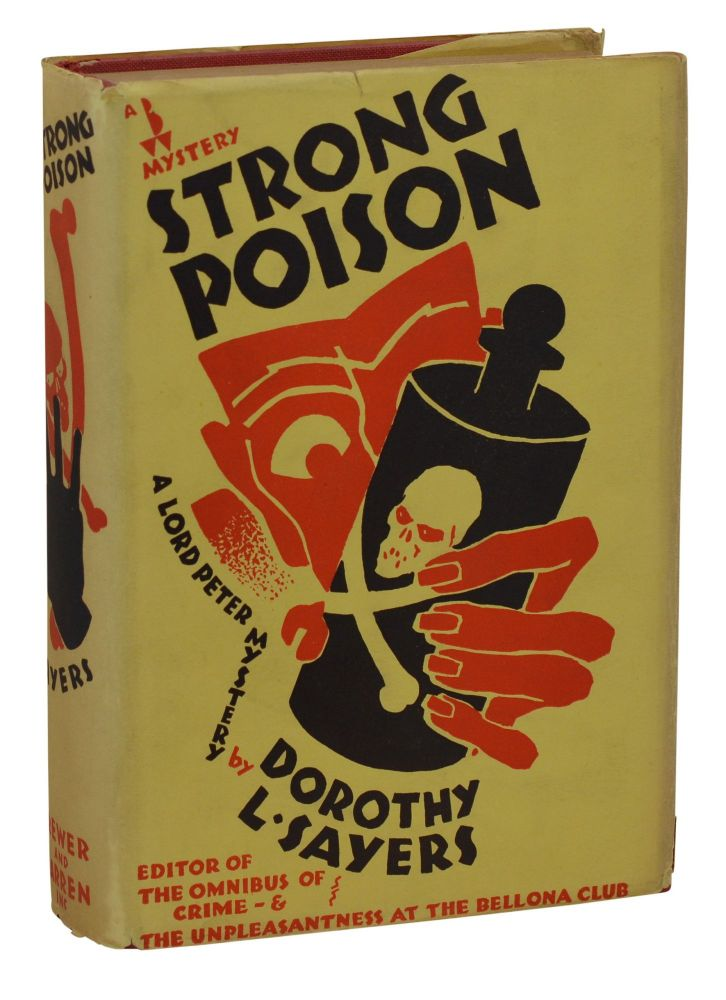 Strong Poison. Dorothy L. Sayers.