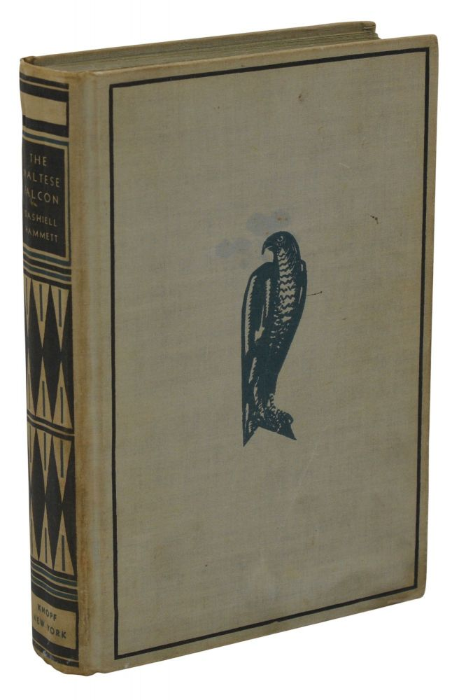 The Maltese Falcon. Dashiell Hammett.