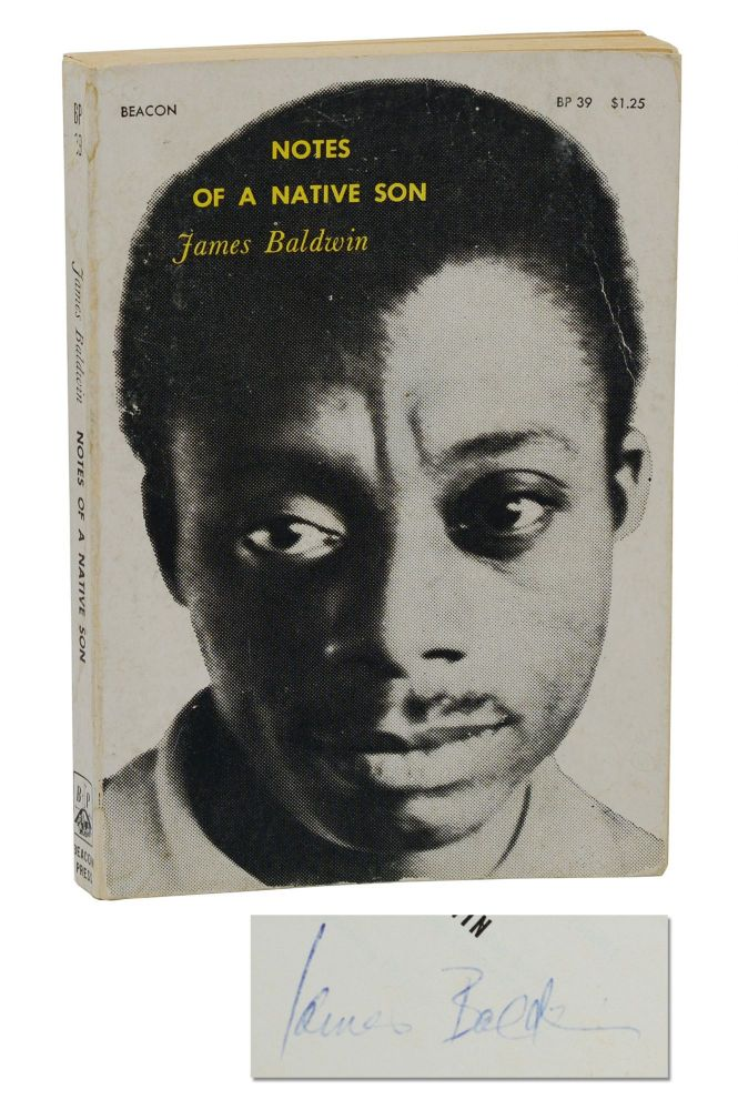 Notes of a Native Son. James Baldwin.
