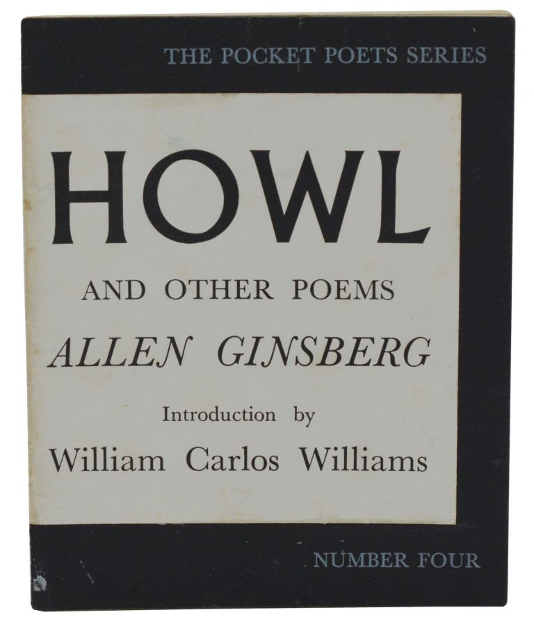 Howl. Allen Ginsberg, William Carlos Williams, Introduction.
