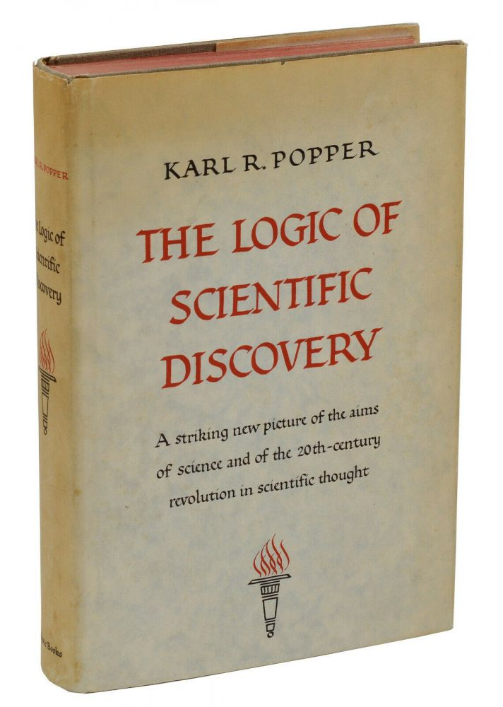 The Logic of Scientific Discovery. Karl Popper.