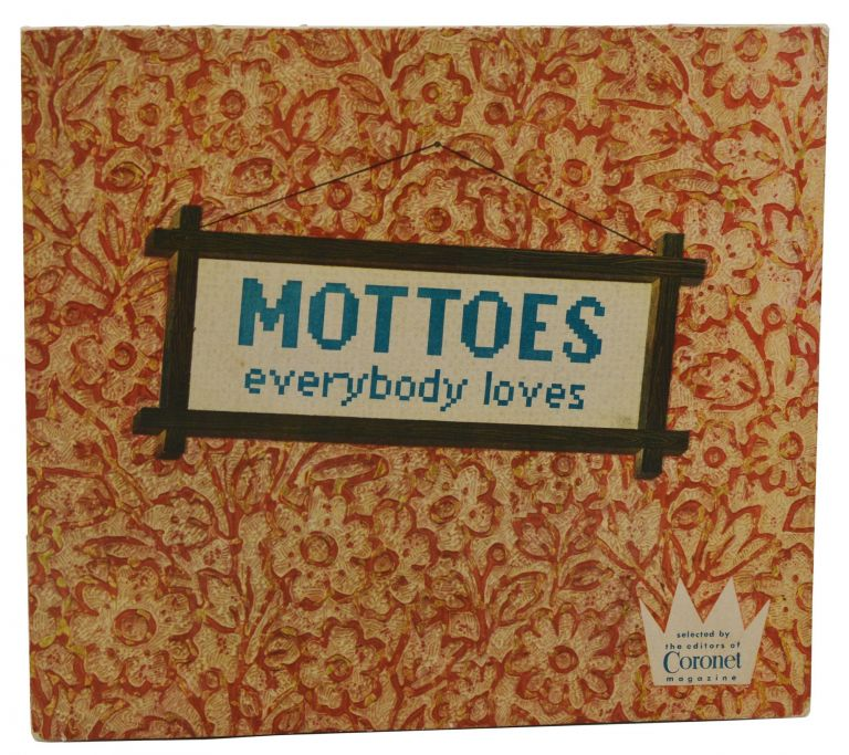 Mottoes Everybody Loves. Arthur Szyk, Vera Bock.