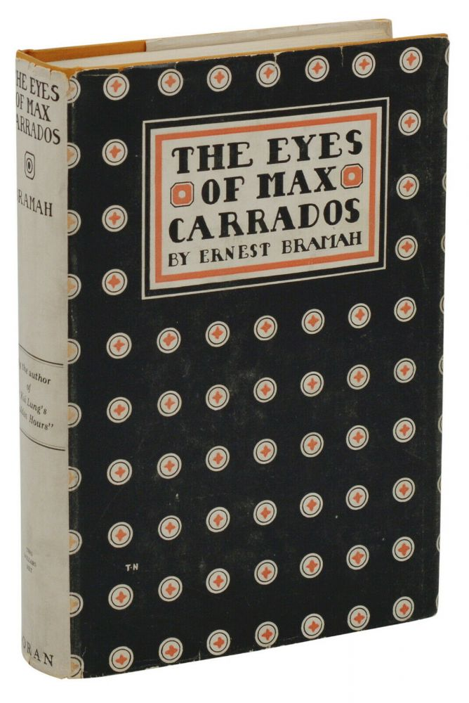 The Eyes of Max Carrados. Ernest Bramah.