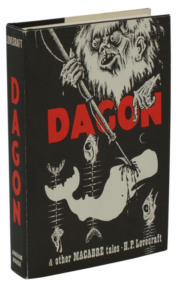 Dagon & Other Macabre Tales. H. P. Lovecraft.