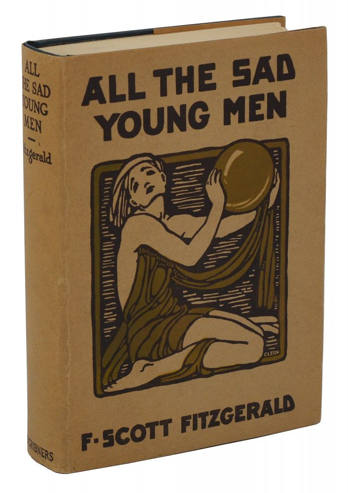 All the Sad Young Men. F. Scott Fitzgerald.