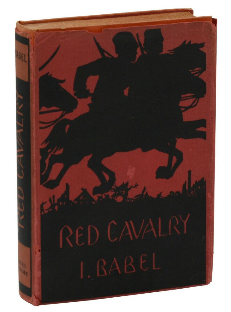 Red Cavalry. Isaac Babel.