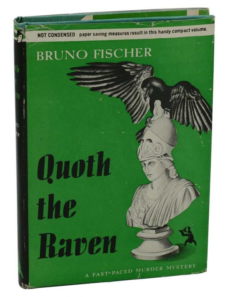 Quoth the Raven. Bruno Fischer.