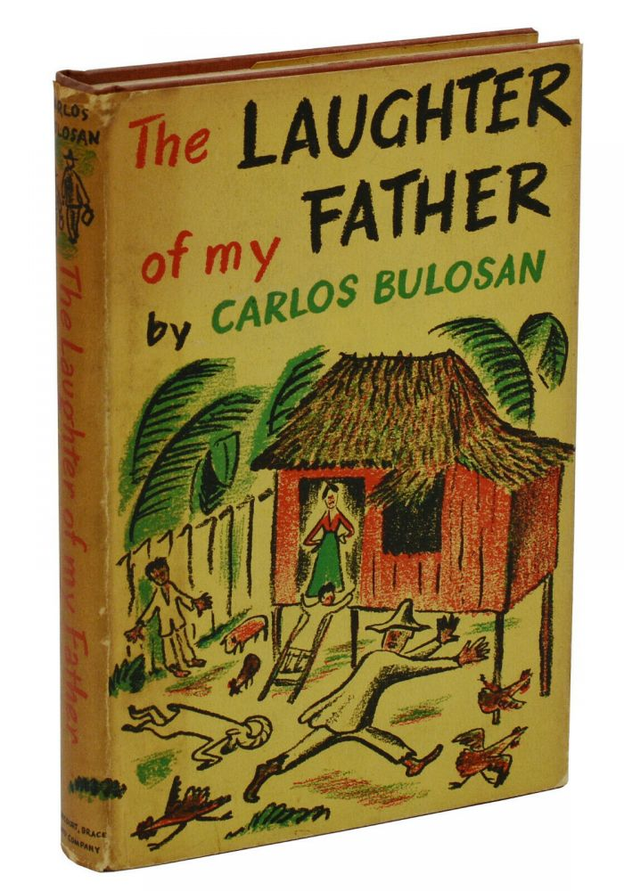 The Laughter of My Father. Carlos Bulosan.