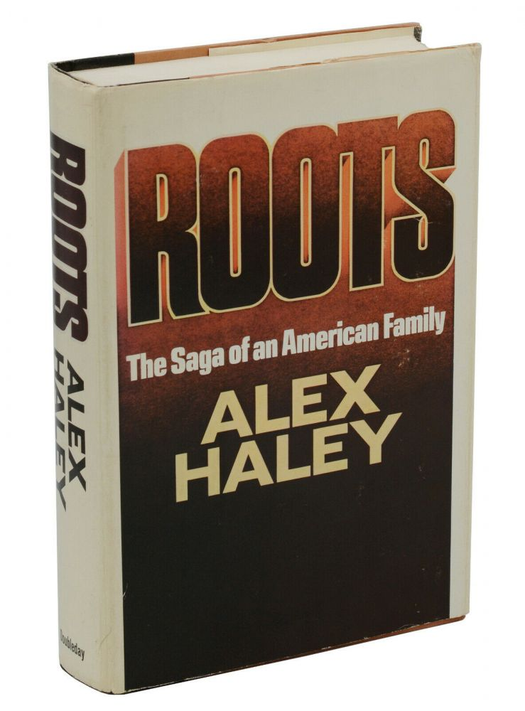 Roots. Alex Haley.