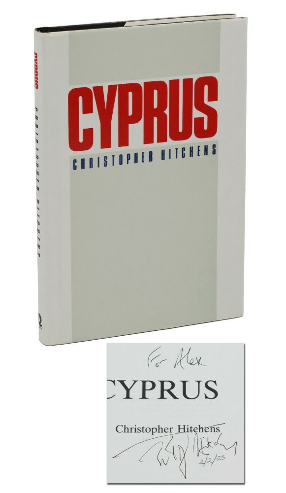 Cyprus. Christopher Hitchens.