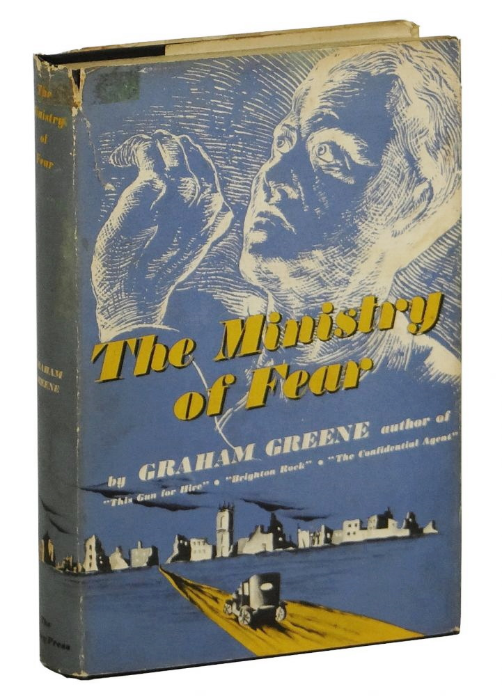 The Ministry of Fear. Graham Greene.