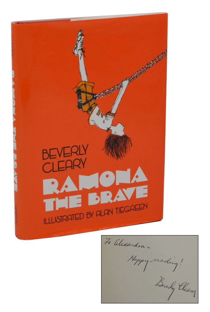 Ramona the Brave. Beverly Cleary.