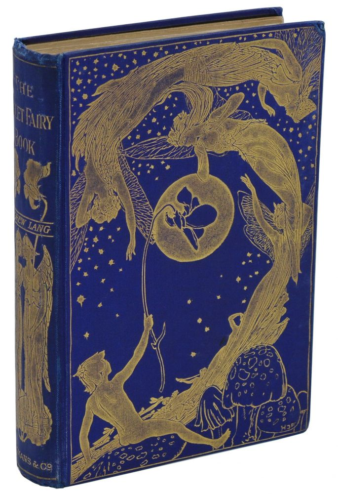 The Violet Fairy Book. Andrew Lang, H. J. Ford, Illustrations.