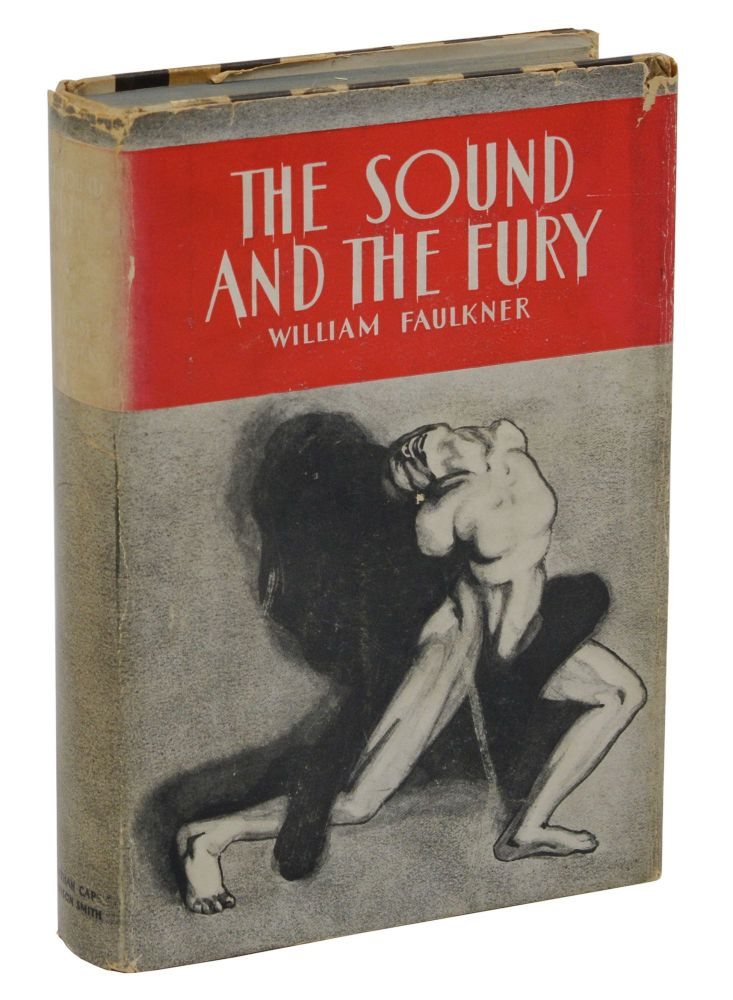 The Sound and the Fury. William Faulkner.