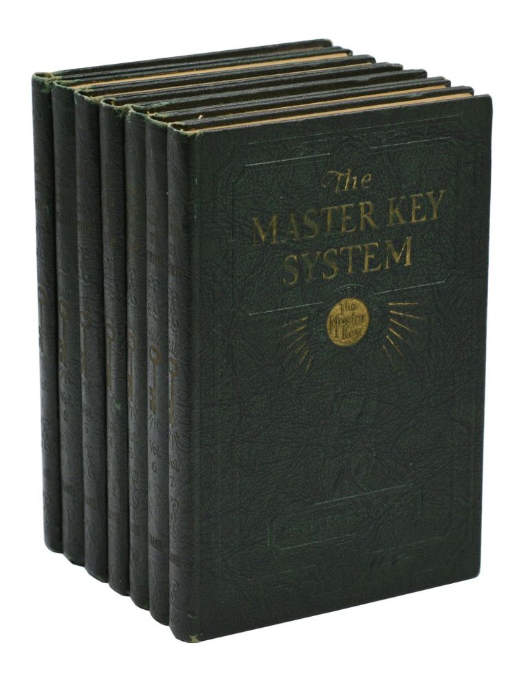 The Master Key System. Charles F. Haanel.