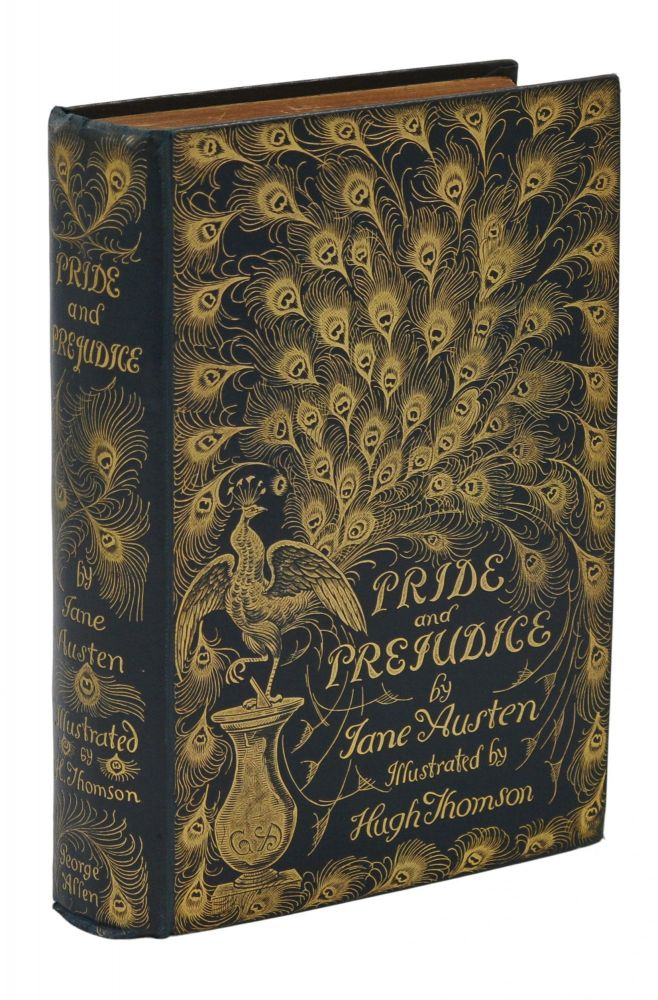Pride and Prejudice. Jane Austen, Hugh Thomson, Illustrations.