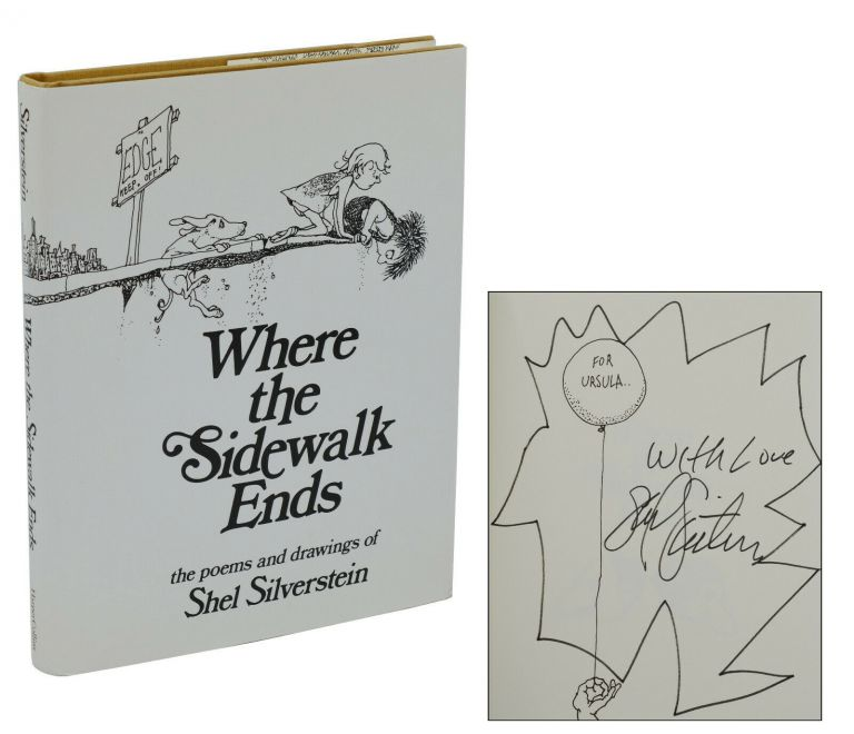 Where the Sidewalk Ends. Shel Silverstein.
