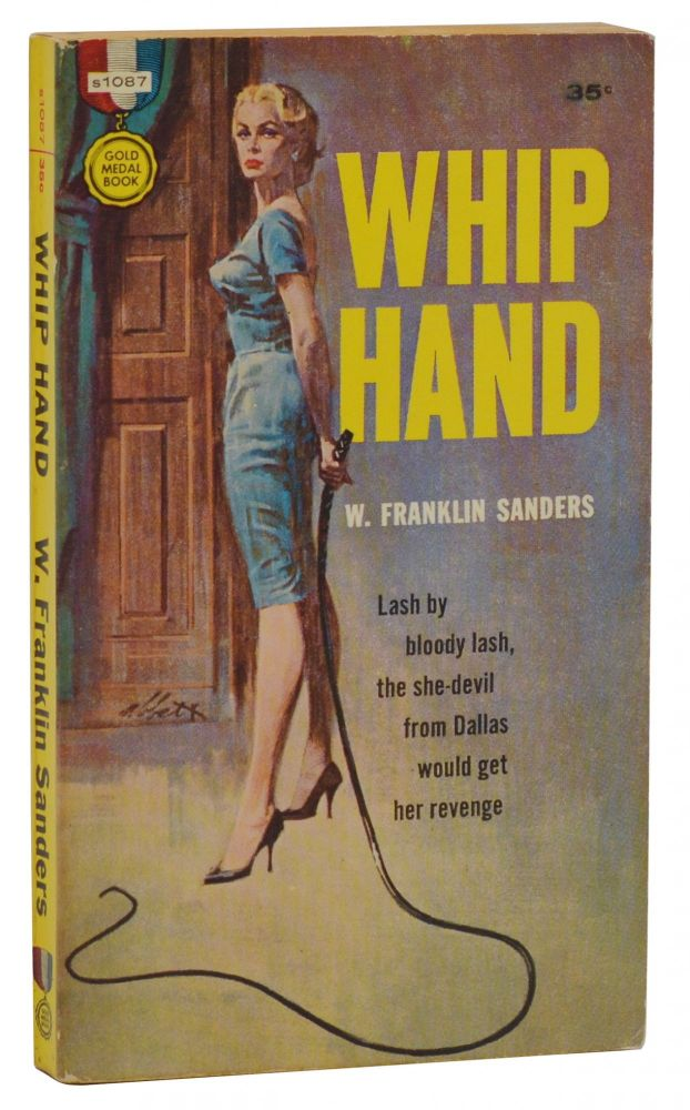 Whip Hand. Charles Willeford.