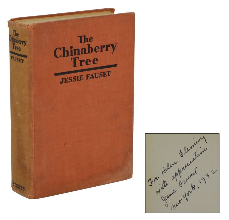 The Chinaberry Tree. Jessie Fauset.