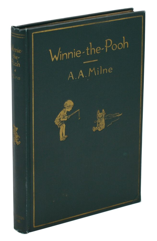 Winnie the Pooh. A. A. Milne, Ernest H. Shepard, Illustrations.